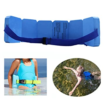 Cinturón de natación para niños de Towinle, con 6 flotadores