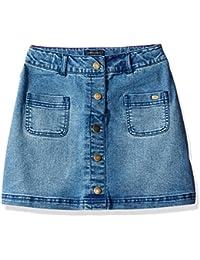 Girls' Denim Skirt