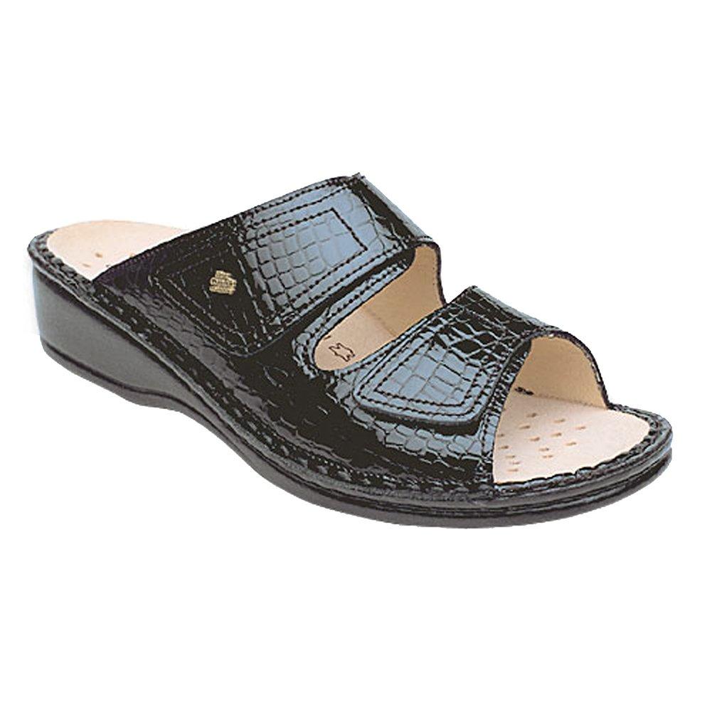 Finn Comfort Jamaica Womens Sandals, Black Paranalack, Size - 38