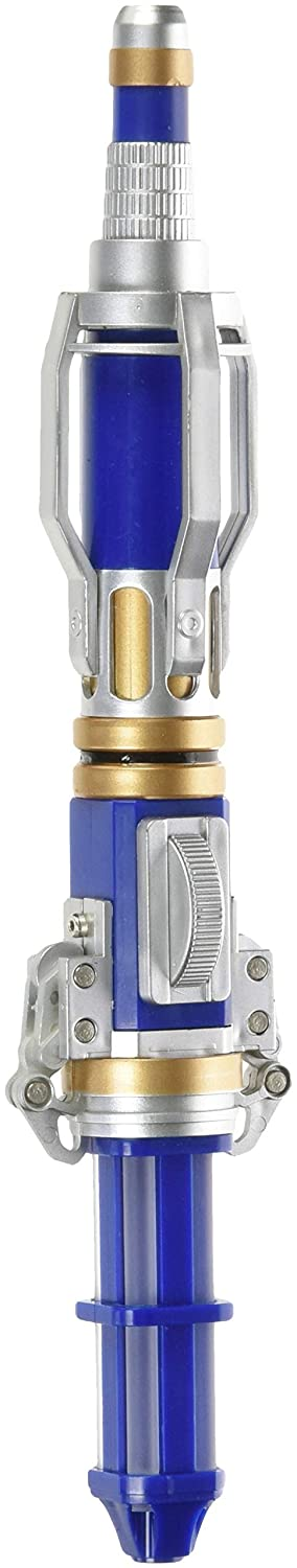 Doctor Who - 12th Doctors Second Sonic Screwdriver - New 2nd Edition with Lights and Sounds