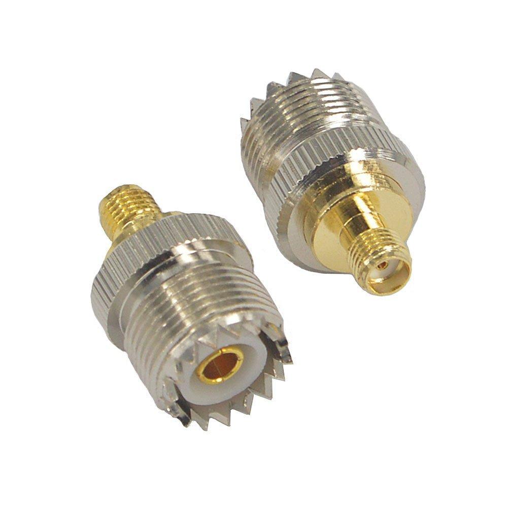 Conector de SMA hembra a SO-239