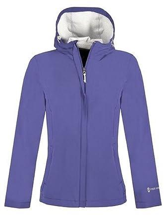 2f6f9ddb2c72 Free Country Women s Waterproof Rain Jacket - Classic Purple