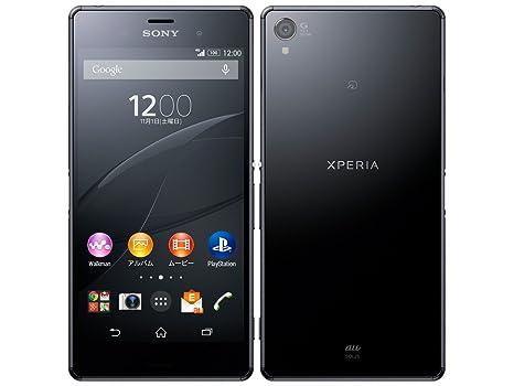 Amazon.com: Sony Xperia Z3 Sol26 32 GB 3 GB de RAM japonés ...