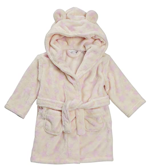 Amazon.com: BABYTOWN bebé Baby Girls Star Noche Robe de ...