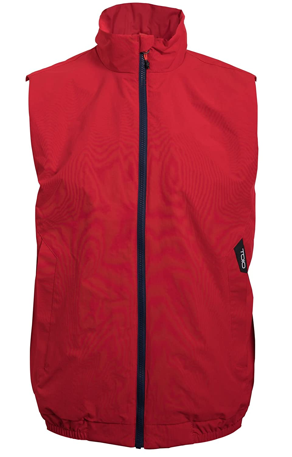 TOIO Mens TEAM VEST - Windproof and water resistant…