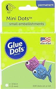 Glue Dots Mini Adhesive Dot Roll