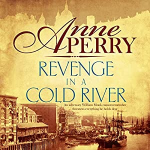 Revenge in a Cold River Audiobook