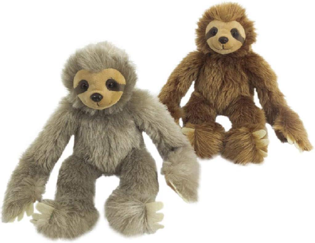 Giftworks Monkey Soft Toy Teddy Bear