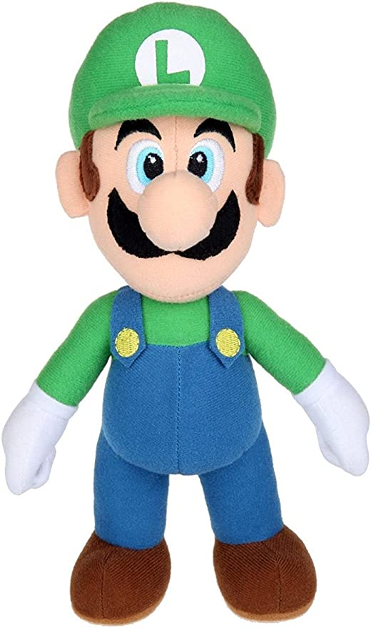Super Mario-Kong-Luigi-Toad-Yoshi, Peluche, Peluches, 5 ...