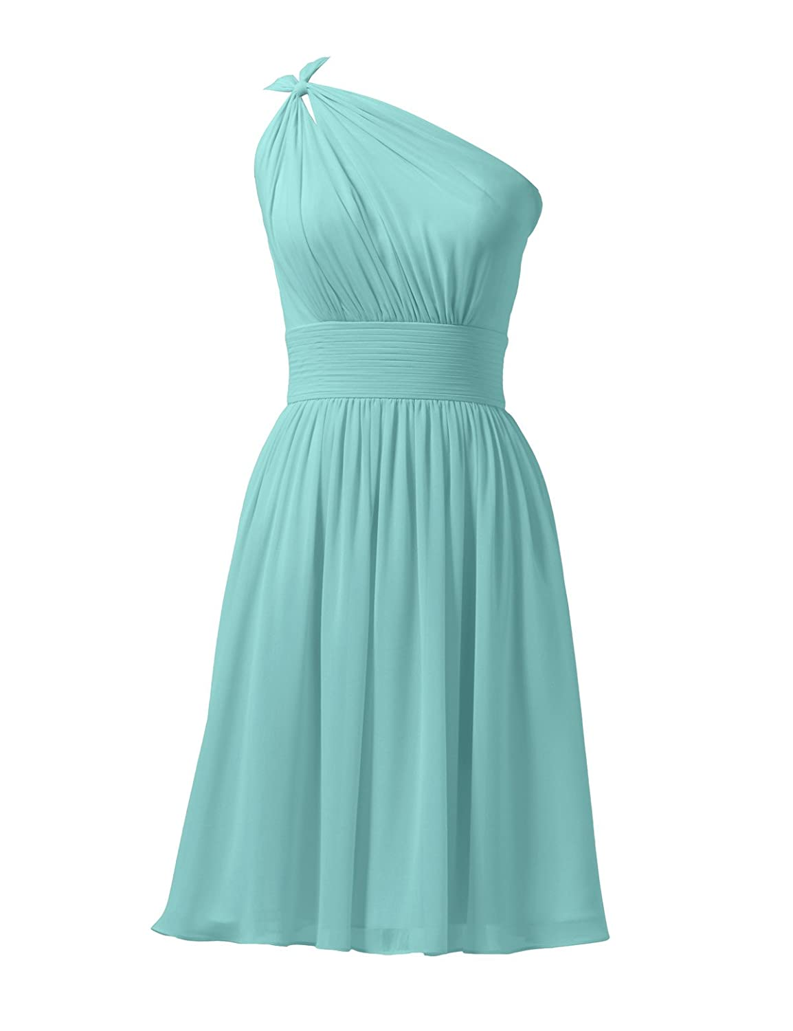3ffd9888f8f Turquoise Bridesmaid Dress Short