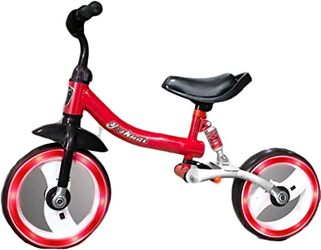 Amortiguador de niños Equilibrio Bicicleta for niños Bicicleta de ...