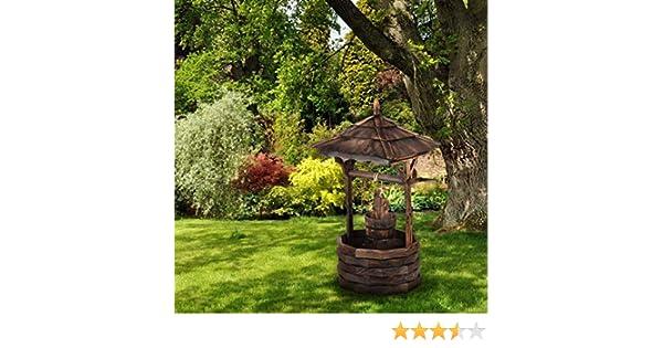 blumfeldt Pozo de jardín Decorativo: Amazon.es: Jardín