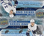 2017-18 Upper Deck Series One Hockey Retail Box