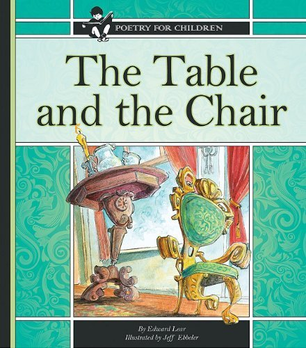 The Table and the Chair written by Edward Lear