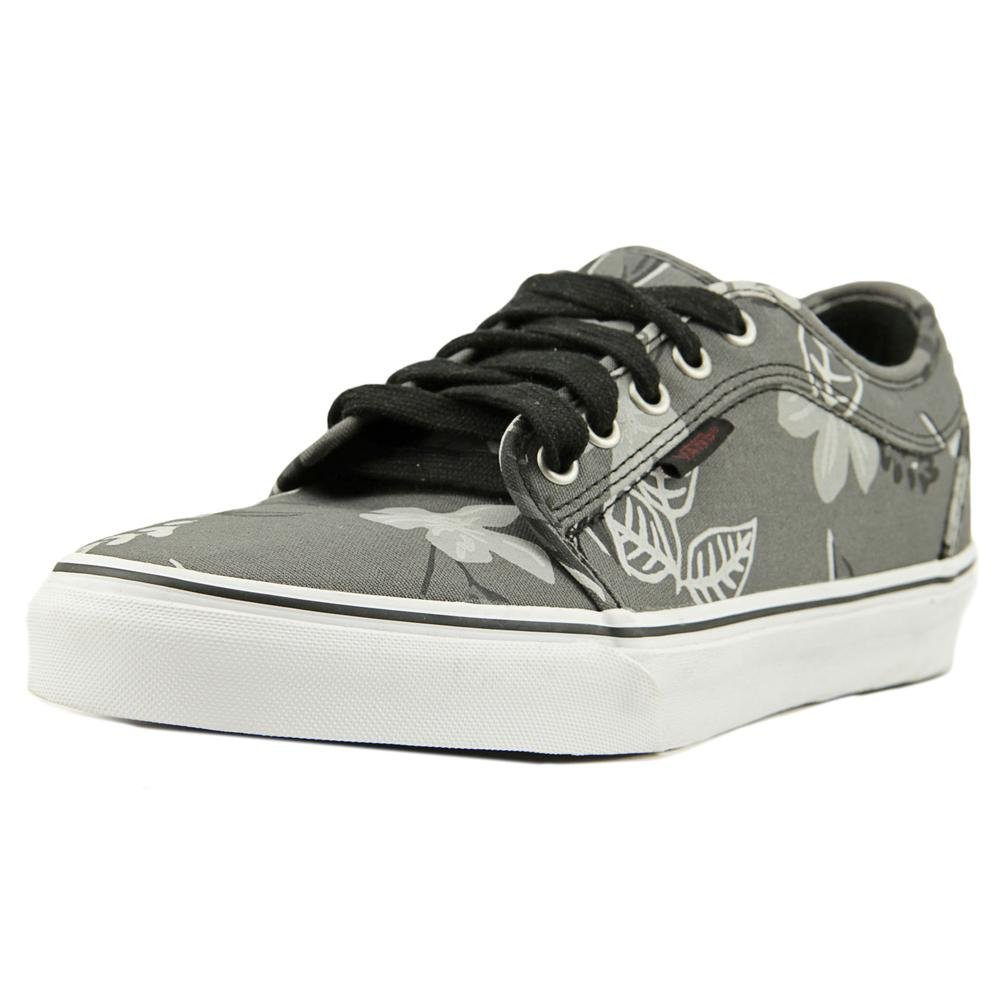 bdb674769d3e79 Galleon - Vans Men s Chukka Low Mesh Black Aloha Ankle-High Skateboarding  Shoe - 9M
