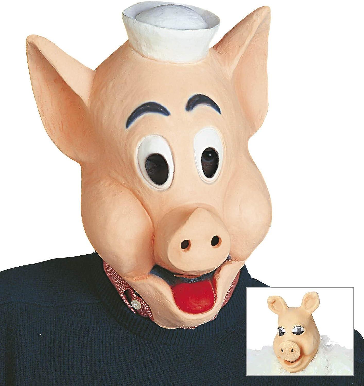 ** PIG ANIMAL NOSE ADULT FANCY DRESS NEW ** LADIES MENS CHILDRENS FARM