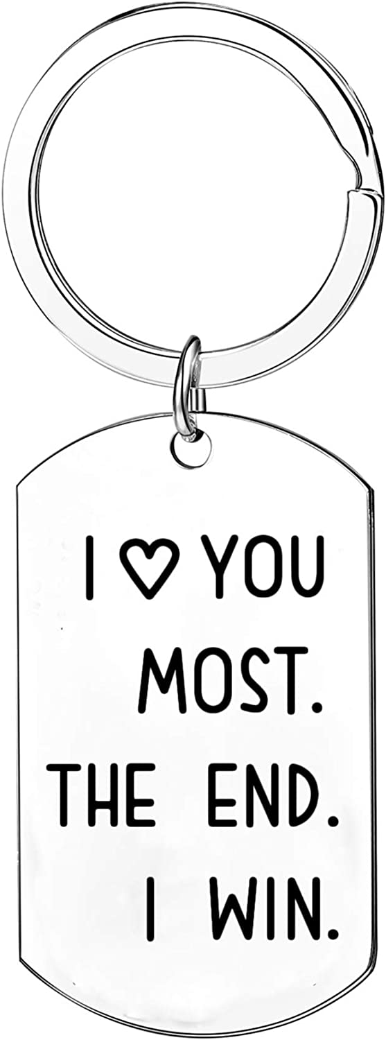 Boyfriend Gifts Keychain Gifts Husband Couple Keyring Gifts For Girlfriend Jewelry Gifts Wife