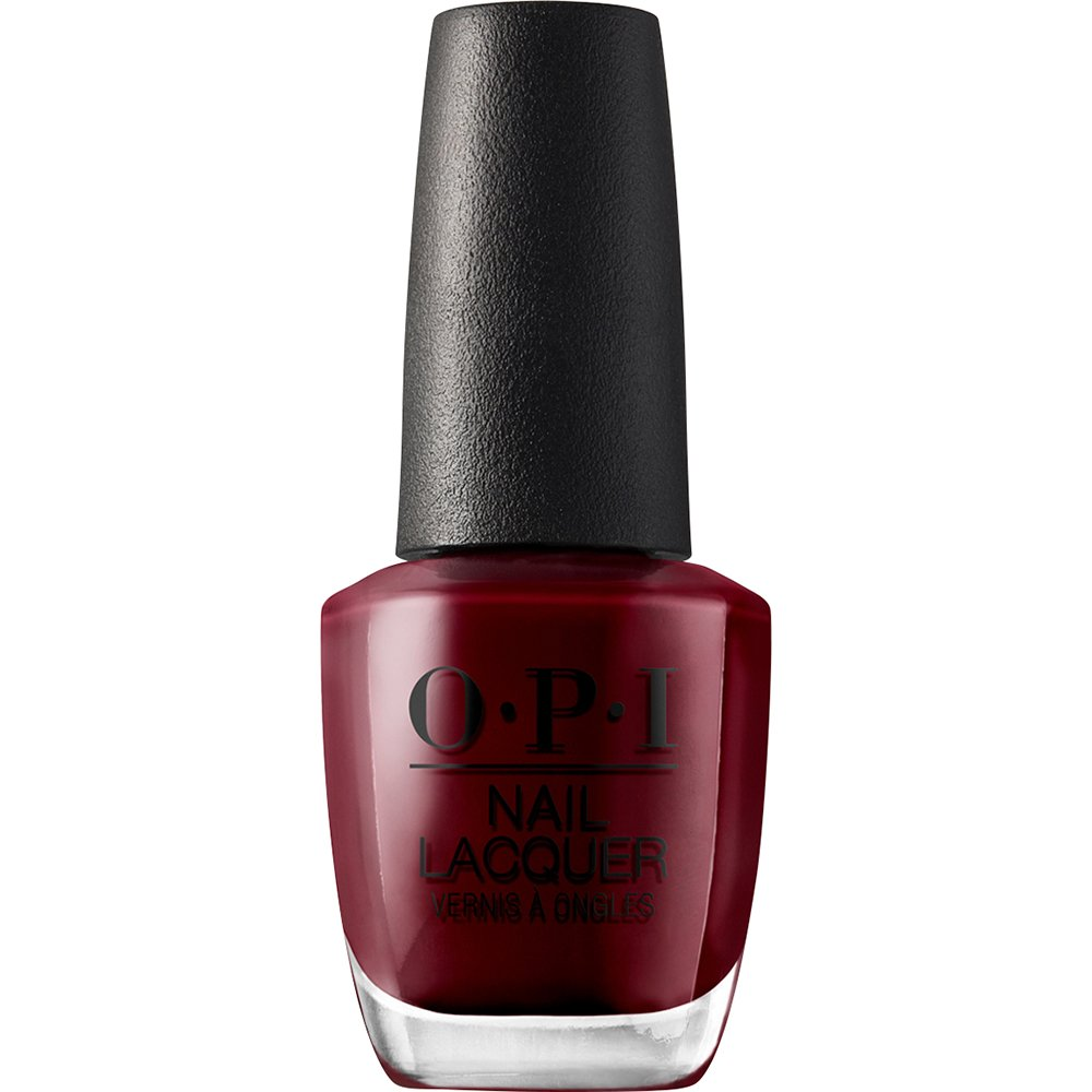 Opi Lacquer Laca de Uñas Color Nln25 Big Apple Red - 1 Unidad