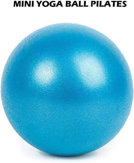 23//25cm Mini Gym Ball Trideer Soft Pilates Ball Pilates, Small Exercise Ball