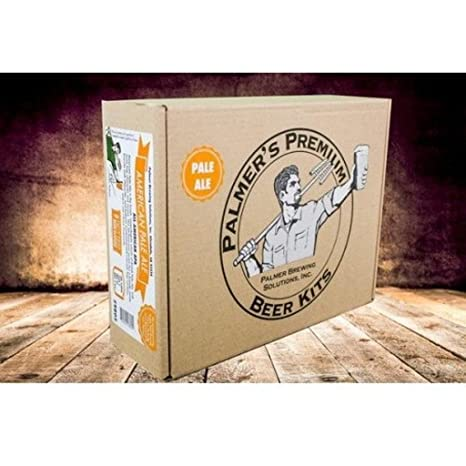 Amazon.com: Palmer Premium Kits de cerveza american-pale-ale ...