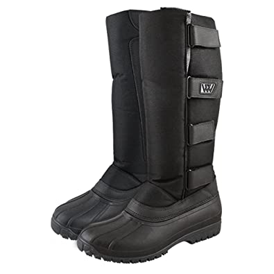 WOOF WEAR LONG YARD BOOT  THE NEXT GENERATION NEW DESIGN FLEECE LINED   HORSE PONY EQUINE Amazoncouk Pet Supplies