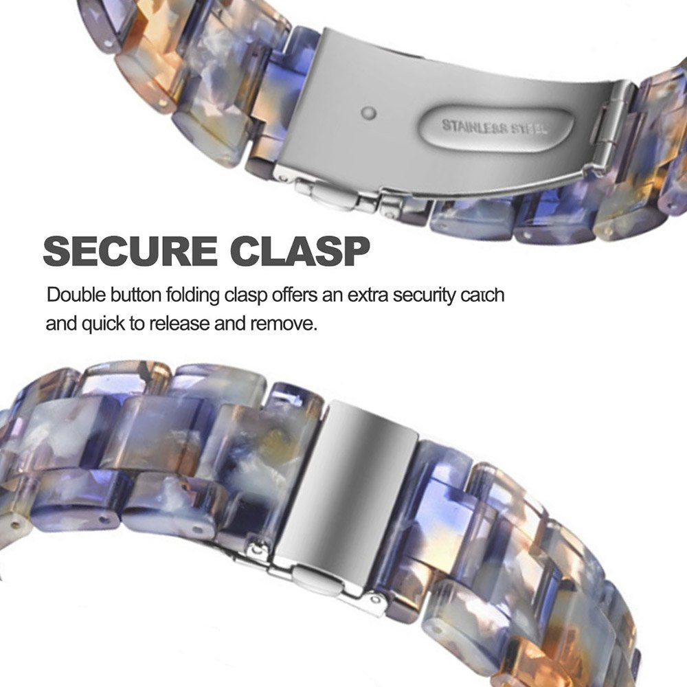 DEALELE Band Compatible for Samsung Gear S3 Frontier / Classic ...