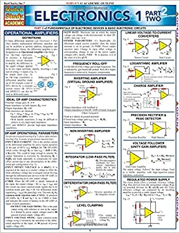 Electronics 1: Pt. 2: Reference Guide (Quickstudy: Academic)