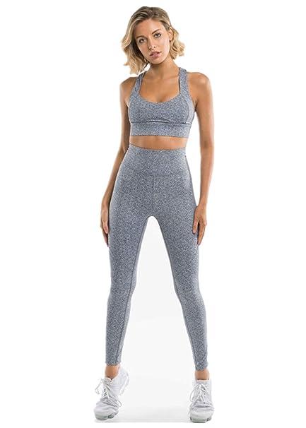Mallas Leggins Deportivo-Yoga Conjunto de Mujer Conjuntos ...