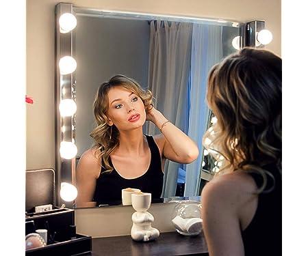 Synmixx Hollywood Style LED Vanity Mirror Lights