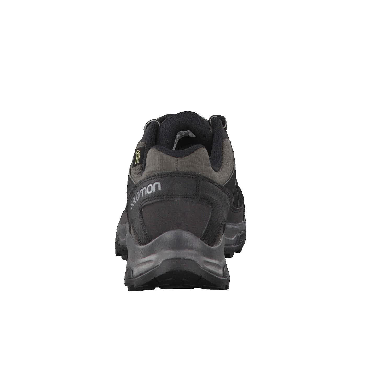 Amazon.com | Salomon - Effect GTX Goretex - 393569 - Color: Black-Grey - Size: 8.5 | Mountaineering Hard Shell