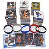 800 Basketball Cards: Stephen Curry, Lebron James, Giannis, James Harden Guaranteed + 5 Wristbands Gift Bundle