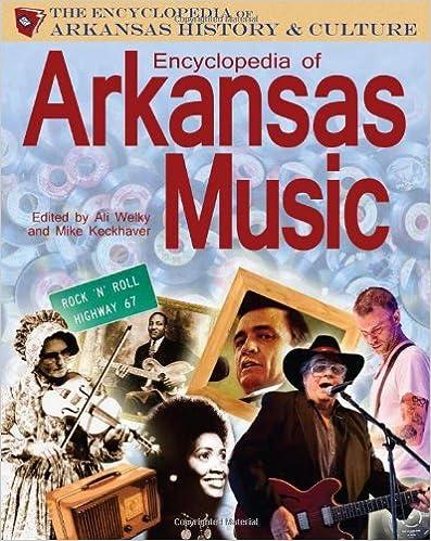 Book Encyclopedia of Arkansas Music