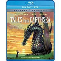 Tales from Earthsea (Bluray/DVD Combo) [Blu-ray] (Sous-titres français)