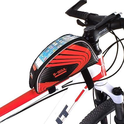 Liuxiaomiao Bolsa Ciclismo Estuche para Bicicleta Funda para ...