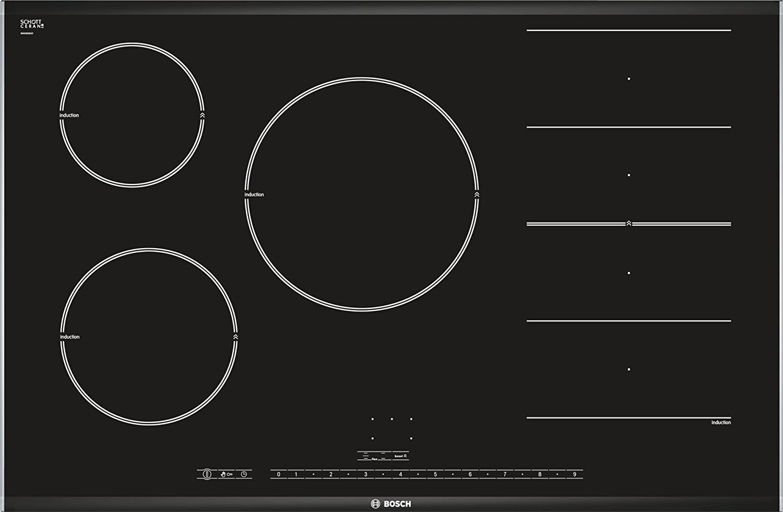 Bosch PIP875N17E VITROCERAMICA FLEX INDUCCION PREMIUM, 22 W ...