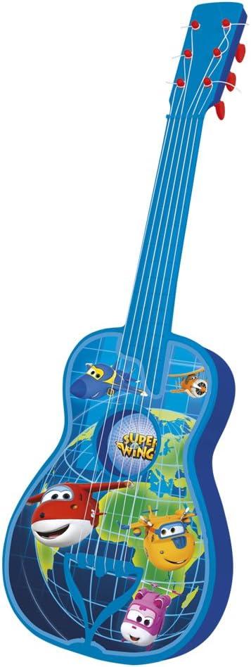Superwings Guitarra española (Claudio Reig 2133): Amazon.es ...