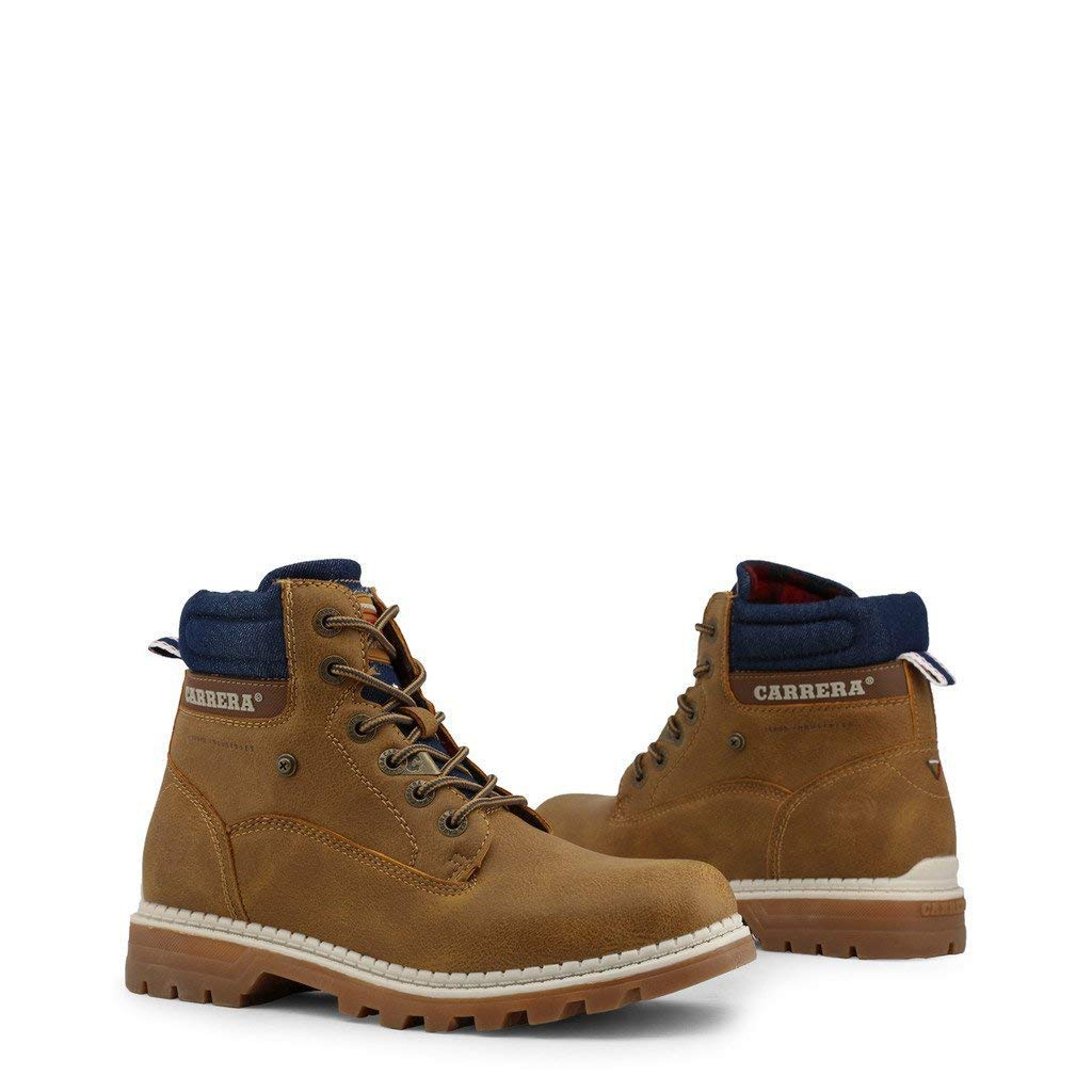 Carrera Jeans Tennesse Men Grey Ankle Boots