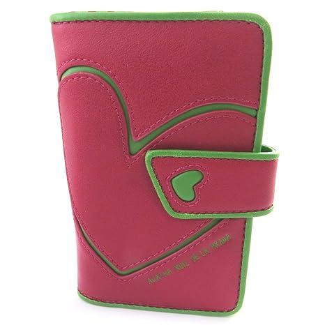 Cartera Agatha Ruiz De La Pradaverde rosa (s).: Amazon.es ...