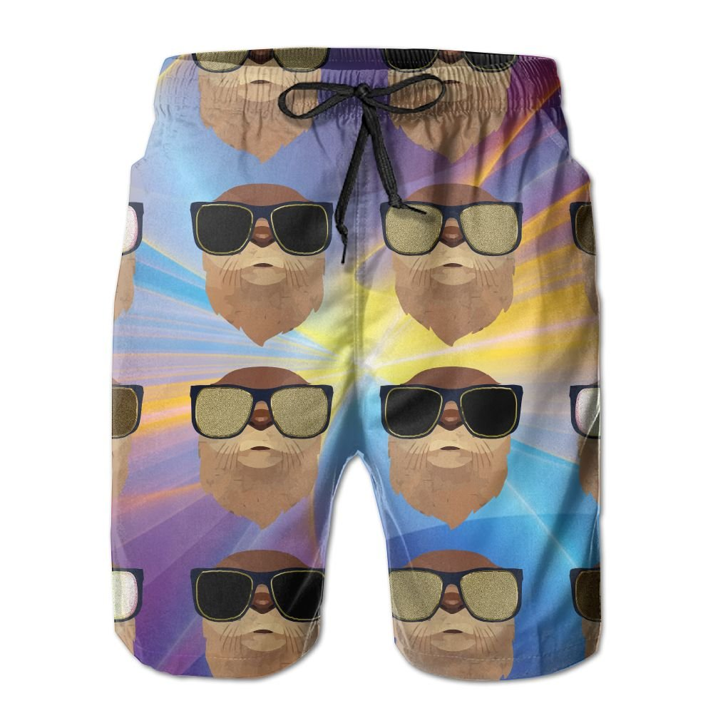 Funny Otter Always Be Yourself Unless You Can Be An Otter Men's Basic Watershorts M With Pocket