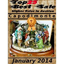 Top25 Best Sale - Higher Price in Auction - Capodimonte - January 2014
