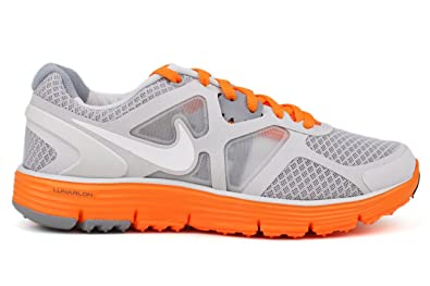 low priced 01ab2 bc085 Amazon.com | Nike Lunarglide 3 Big Kids GS Running Wolf Grey ...