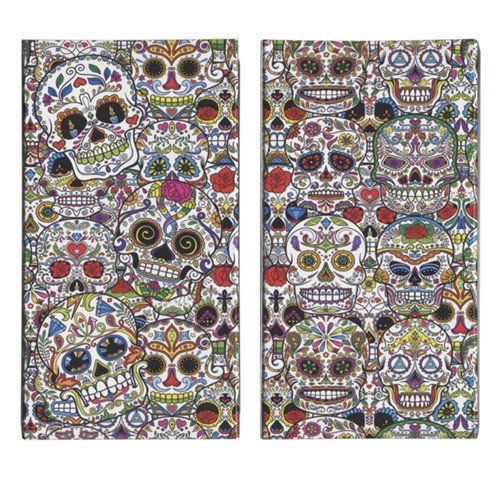 World Buyers Decorative Matches, 2 Boxes, Sugar Skulls