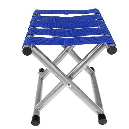 Sharplace 1 Pieza Silla de Camping Plegable Al Aire Libre ...