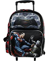 Amazon.com   Batman Rolling Backpack - Boys Rolling School Bag ...