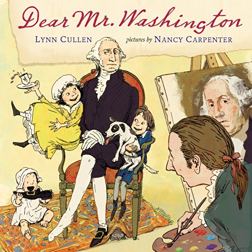 Book Cover: Dear Mr. Washington