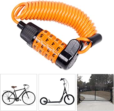 LieYuSport Candado Bici Bicicleta Alta Seguridad,Bloqueo de ...