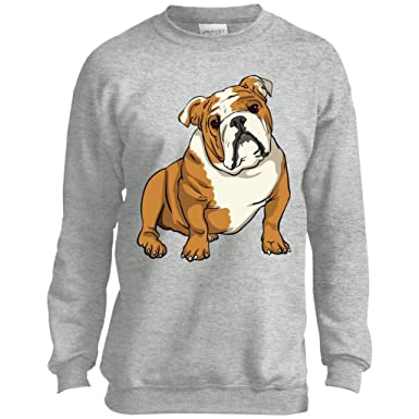 Amazon Com Weezag Bulldog Sweatshirt Funny Gift Cute Dog Lovers
