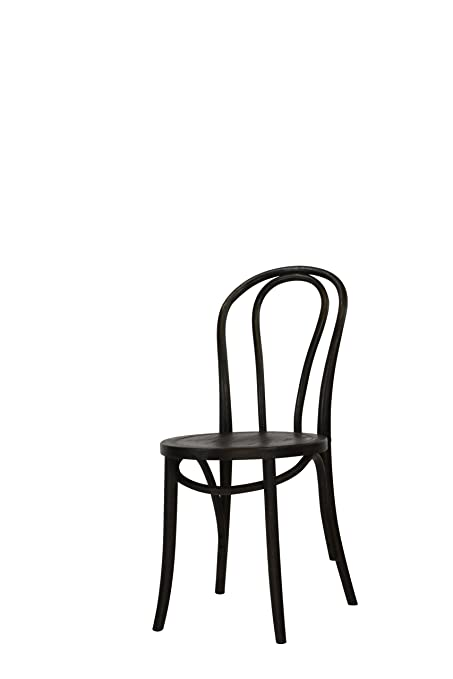 amazon com adele espresso french cafe chair set of 2 chairs