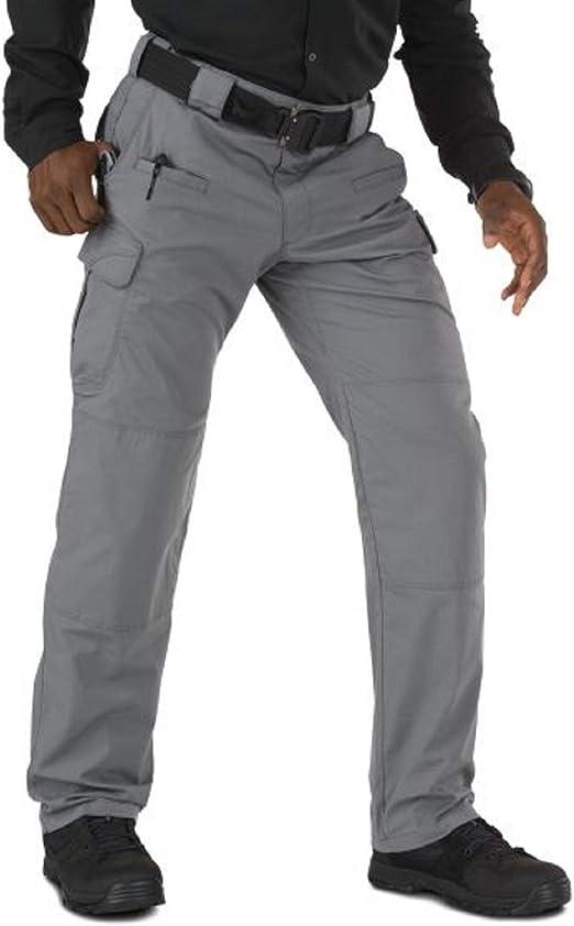 5 11 Pantalones Tipo Cargo De Hombre Tac Tactico Rapido Pantalon Negro Todas Las Tallas Control Ar Com Ar