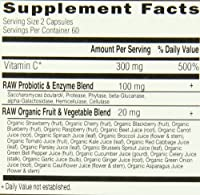 Garden of Life Vitamin Code Vitamin C, 120 Capsules (Pack of 3) brought to you by Garden of Life